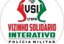 12º BPM lança programa de troca de informações entre a Polícia Militar e moradores do bairro Ariribá