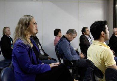 Pré-candidatos do PMDB de Balneário Camboriú a prefeita  e vice-prefeito, continuam com agendas em ritmo acelerado