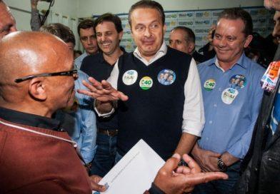 Sujeira do jatinho de Campos do PSB está exposta, mas mídia nacional não vê…