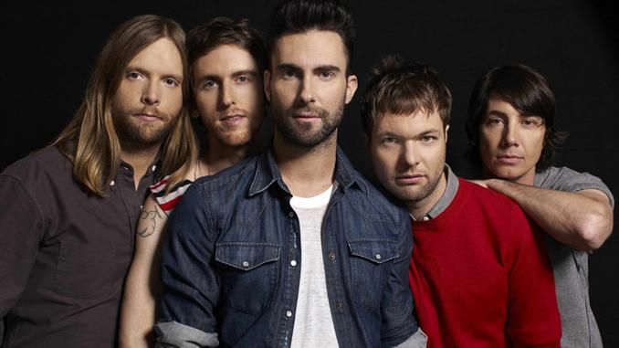 Resultado de imagem para Maroon 5