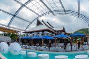 Belvedere Beach Club celebra primeiro ano de festas.